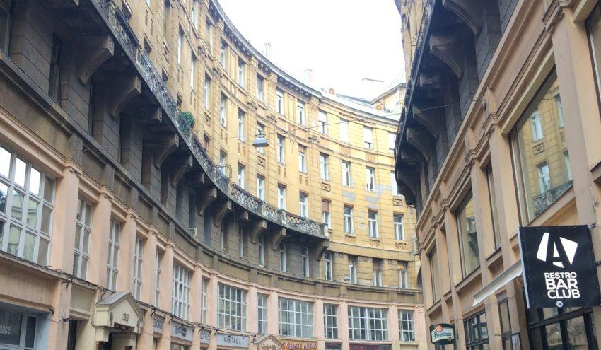Budapest Trip: KÉK - Contemporary Architecture Centre. - The ...