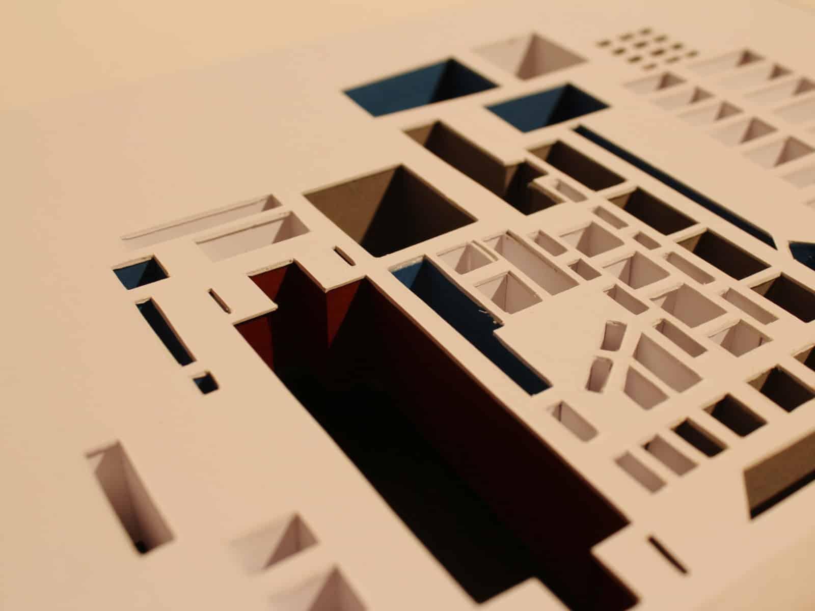 Louise Fischer, Frames and Voids