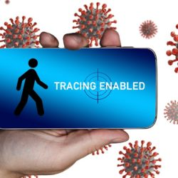 Cross University Collaboration: Asynchronous Contact Tracing with Smartphone Sensors.