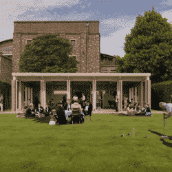 A new low carbon Pavilion for Glyndebourne.