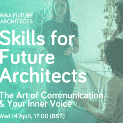 Future Architects Workshop: Tame your inner voice.